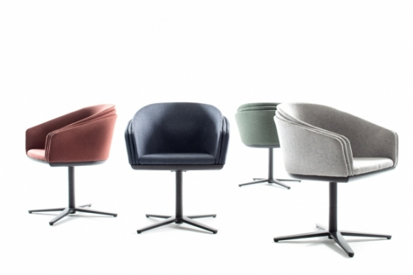 fotele Cion; nowoczesne fotele; Conmoto;